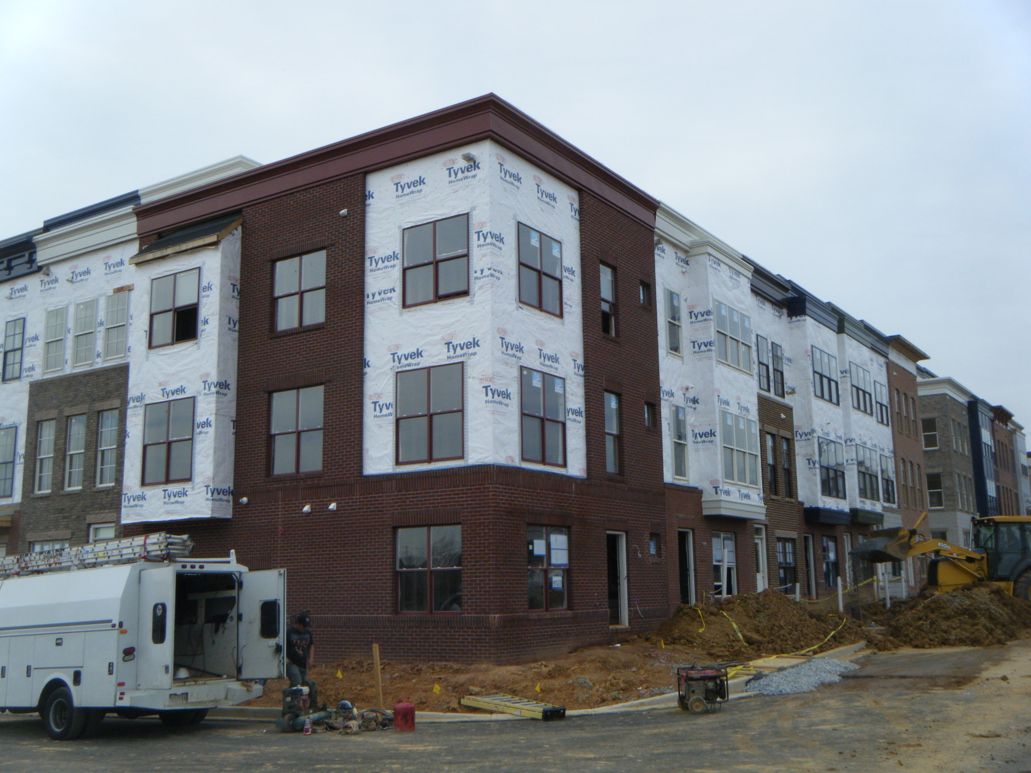 Multi Family Housing Projects Capital Construction Of